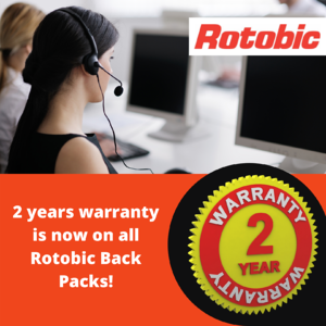 2 years warranty website front page