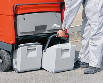 Sweepmaster 900 R Take-It-Easy