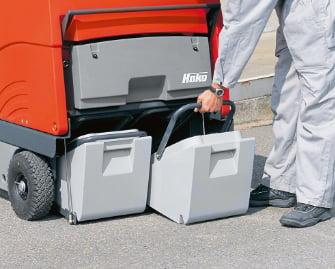 Sweepmaster 980R Take-it-Easy
