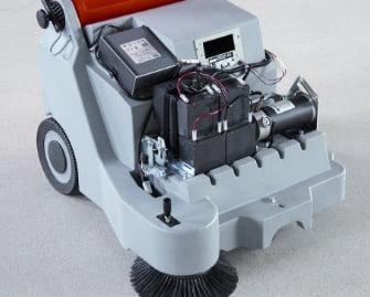 Sweepmaster B500 Maschinenblock (1)