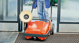 Sweepmaster M600 Hindernisse