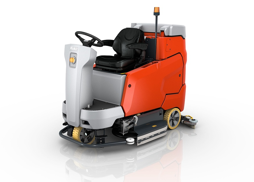 Scrubmaster B175 R Industrial Ride-on Floor Scrubber