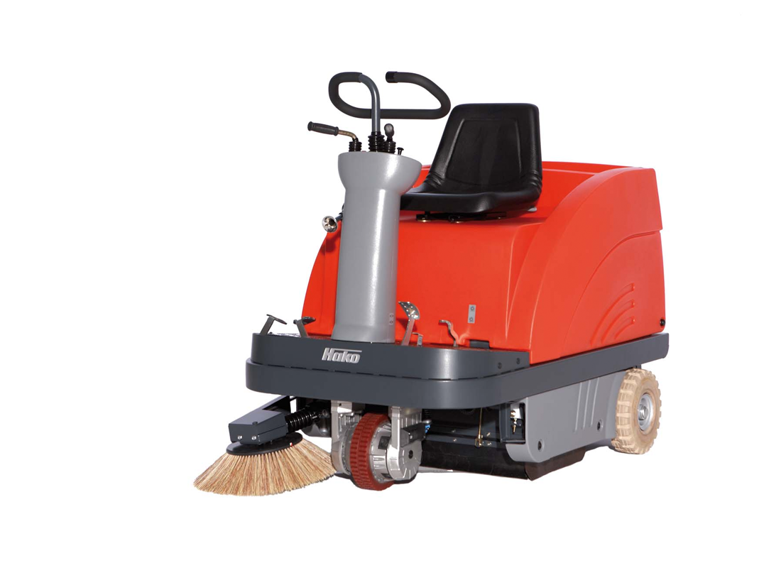 Sweepmaster 900 R Electric or Petrol Industrial Floor Sweeper or Electric Carpet Area Vacuum