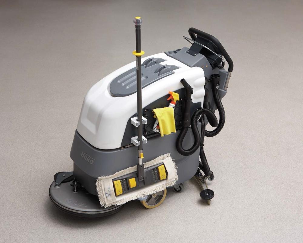Scrubmaster AntiBac B45CL Industrial Floor Scrubber - 51cm