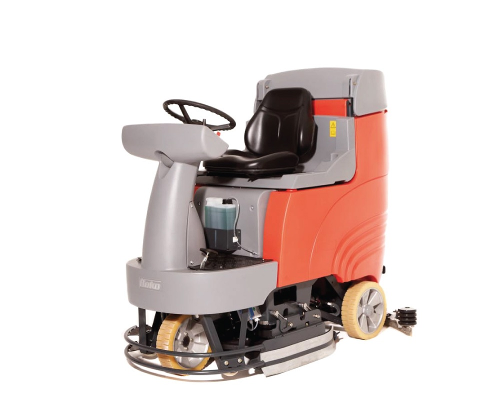 Scrubmaster B115 R Industrial Battery Electric Ride-on Floor Scrubber (Superceded)