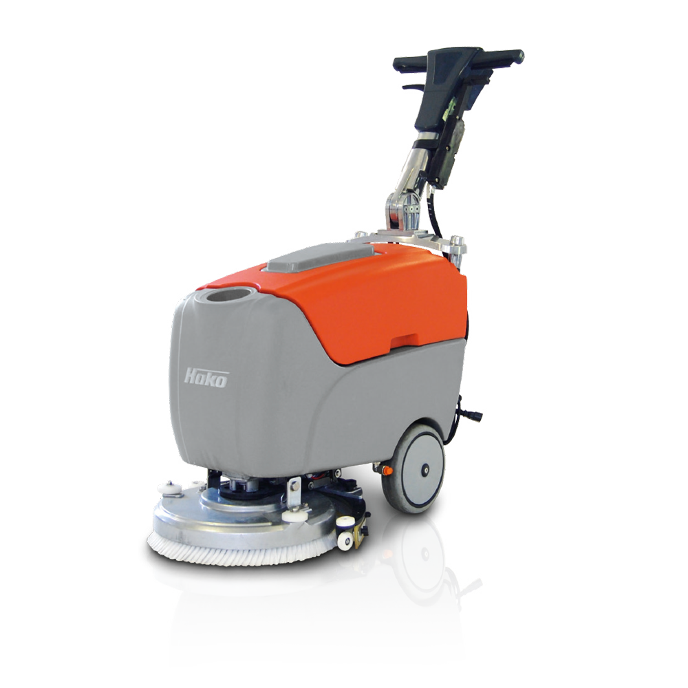 Scrubmaster B12 Battery Electric Floor Scrubber - 38cm