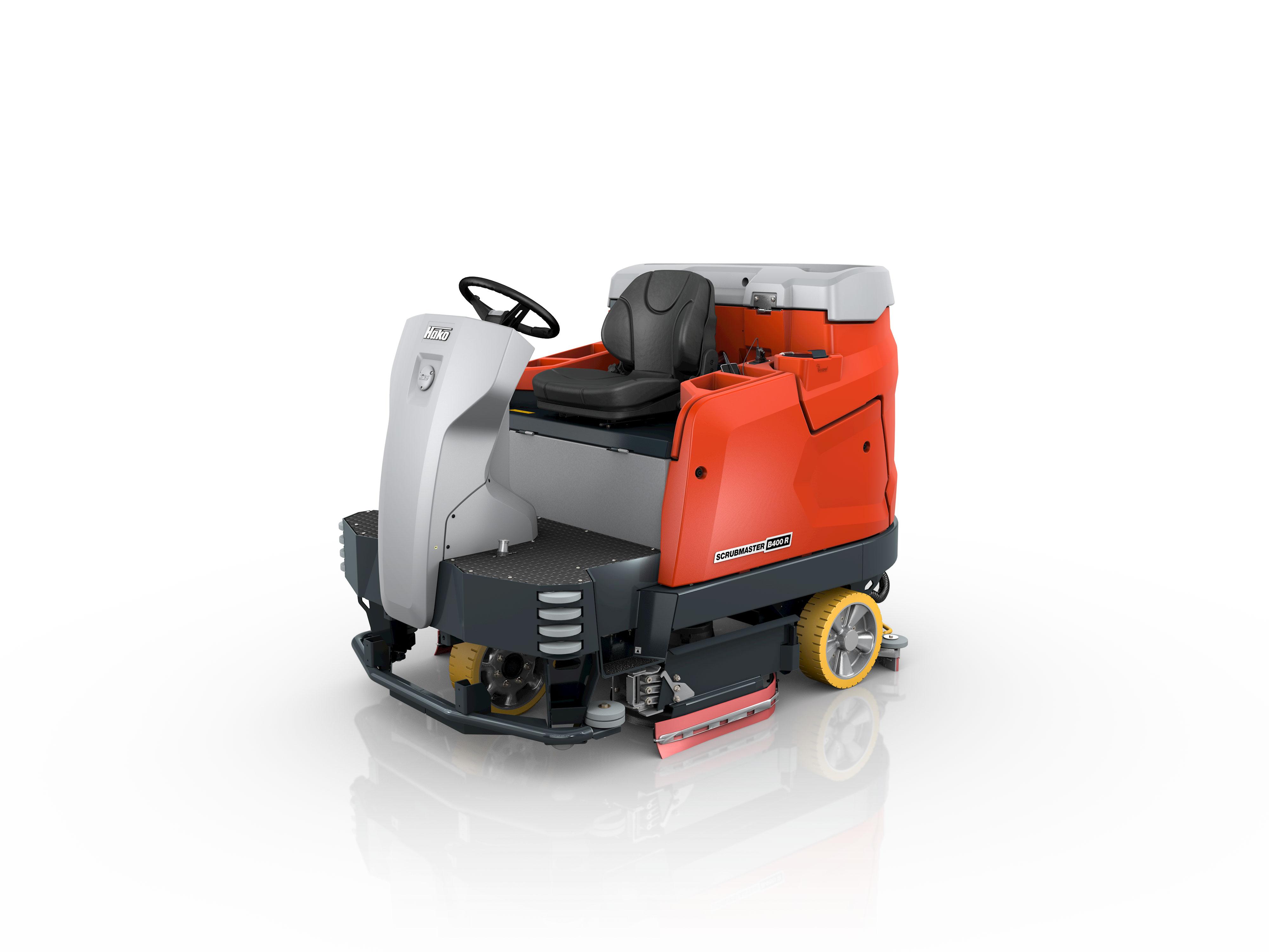 Scrubmaster B400 R Scrubber-drier