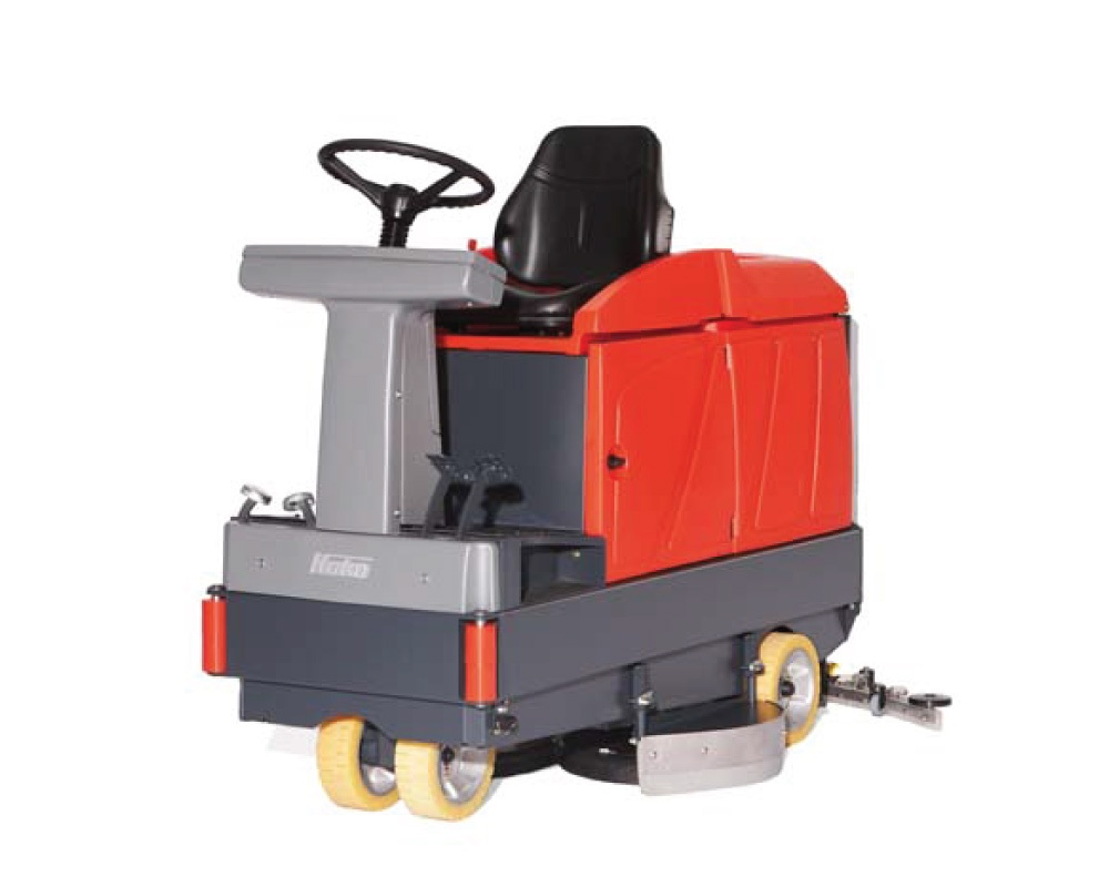 Scrubmaster B140 R Industrial Ride-on Floor Scrubber