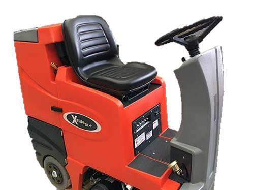 Minuteman X Ride 28 Carpet Extractor