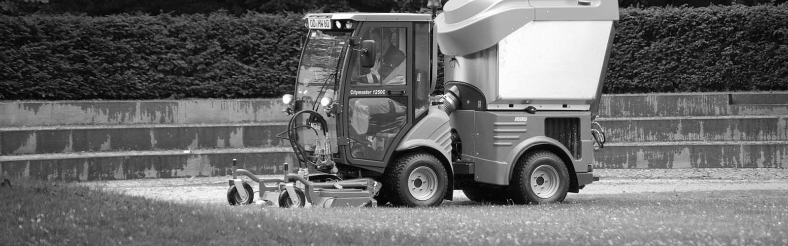 Citymaster 1250 Footpath Sweeper