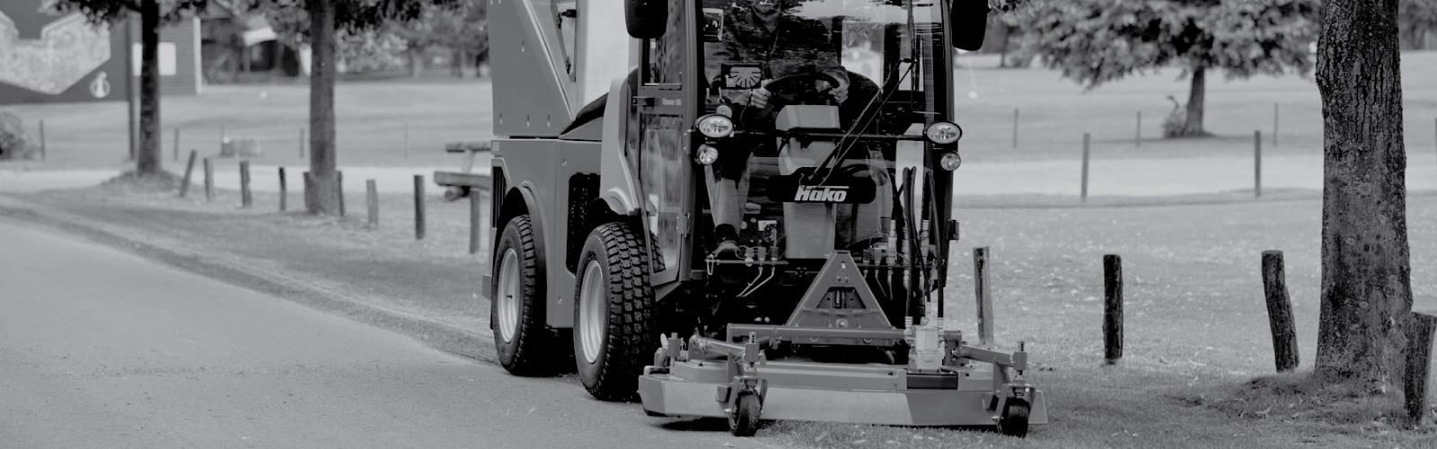 Citymaster 1600 Outdoor Footpath & Street Sweeper