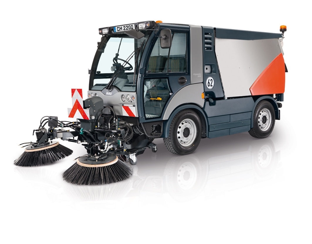 Citymaster 2200 Compact Street and Footpath Sweeper