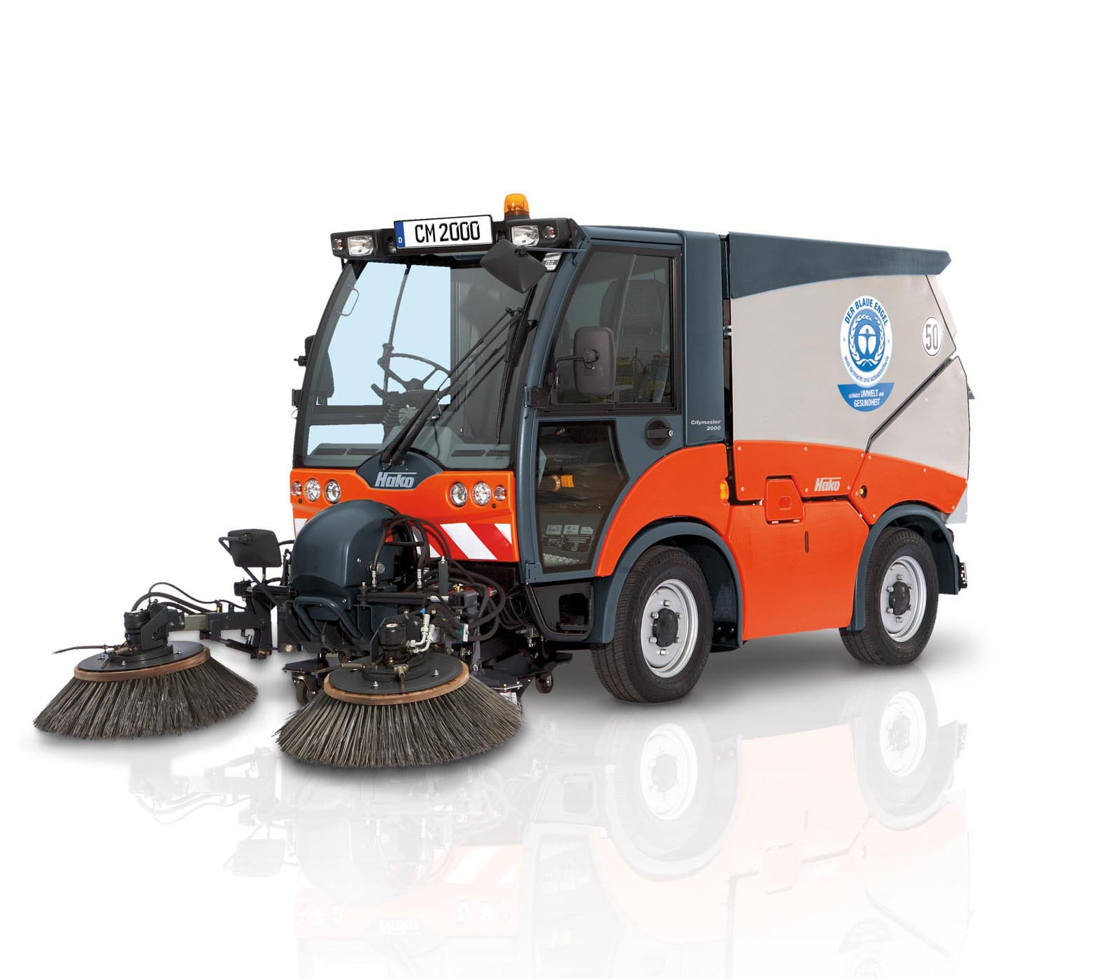 Citymaster 2000 Euro 5 Footpath Street Sweeper