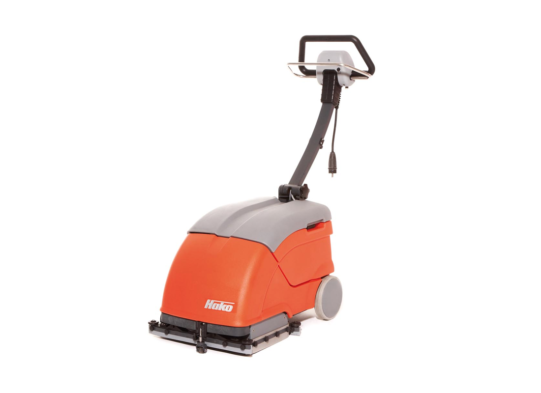 Scrubmaster E10 Industrial Floor Scrubber 240v Cable Electric - 35cm
