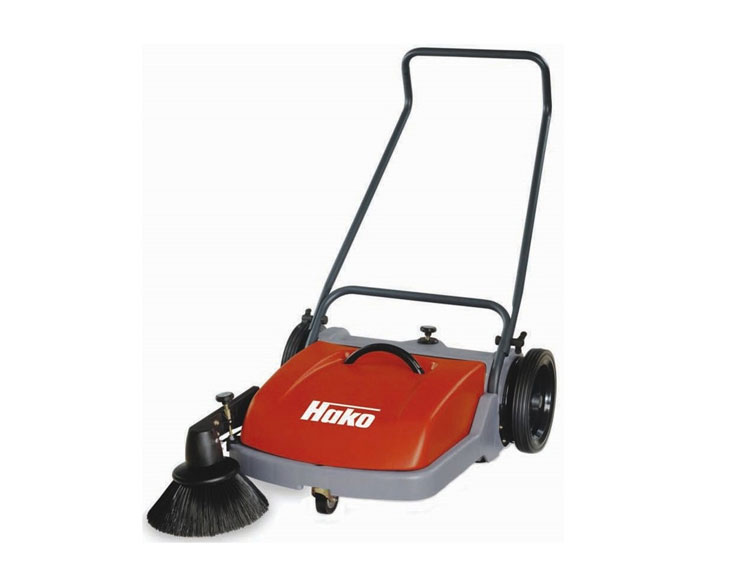 Flipper + Push Floor Sweeper