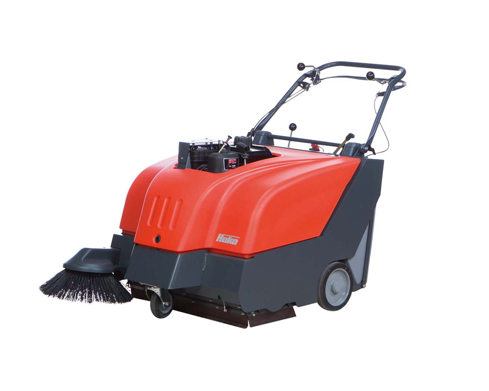 Sweepmaster B/P 800 Industrial Floor Sweeper or Carpet Area Vacuum