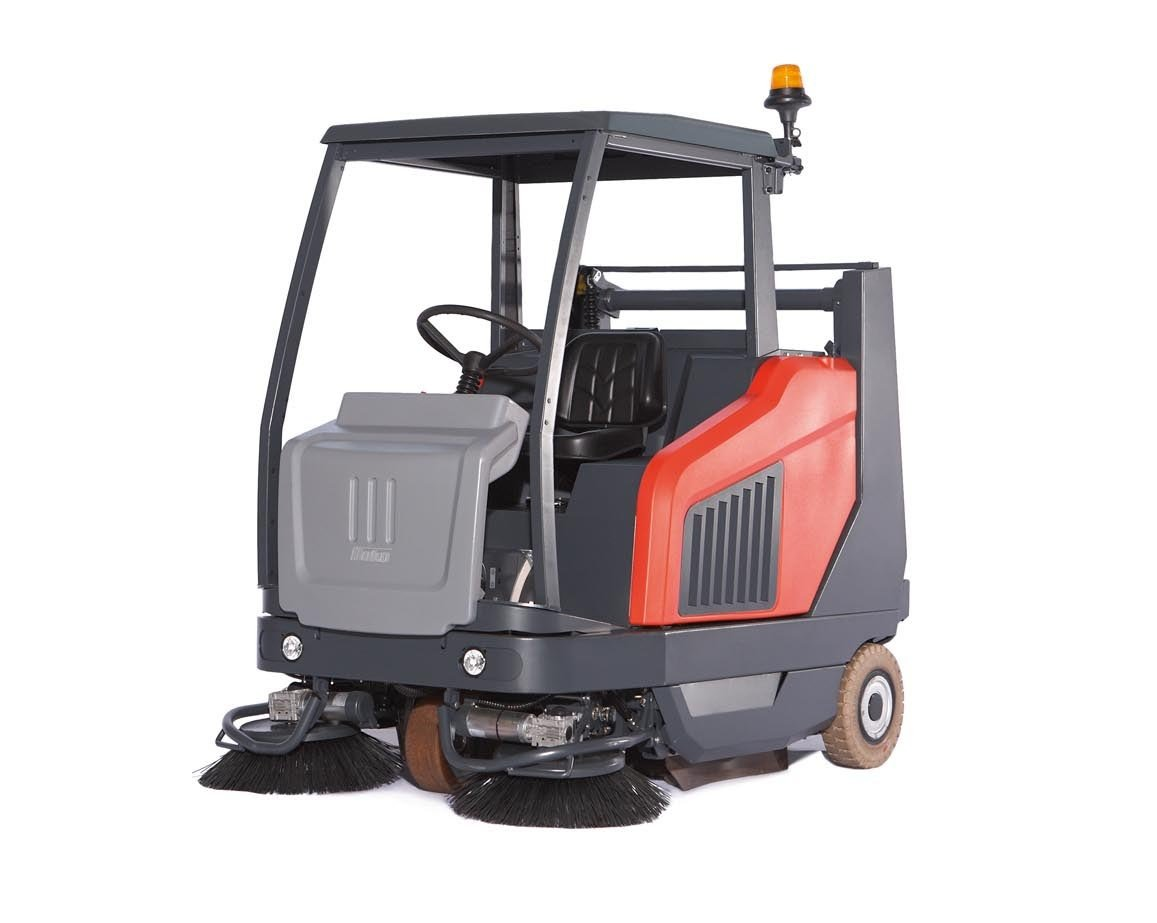 Sweepmaster 1500 Rh Industrial Floor Sweeper