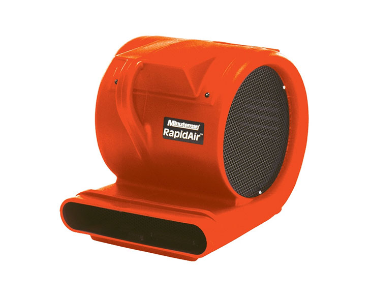 Minuteman Rapid Air - 3 Speed Air Mover