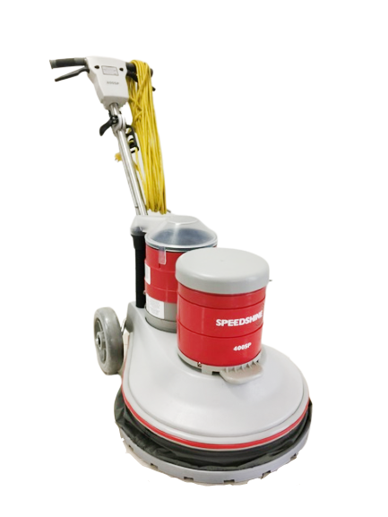 Rotobic Speedshine 400SP Suction Polisher Floor Machine with Vacuum