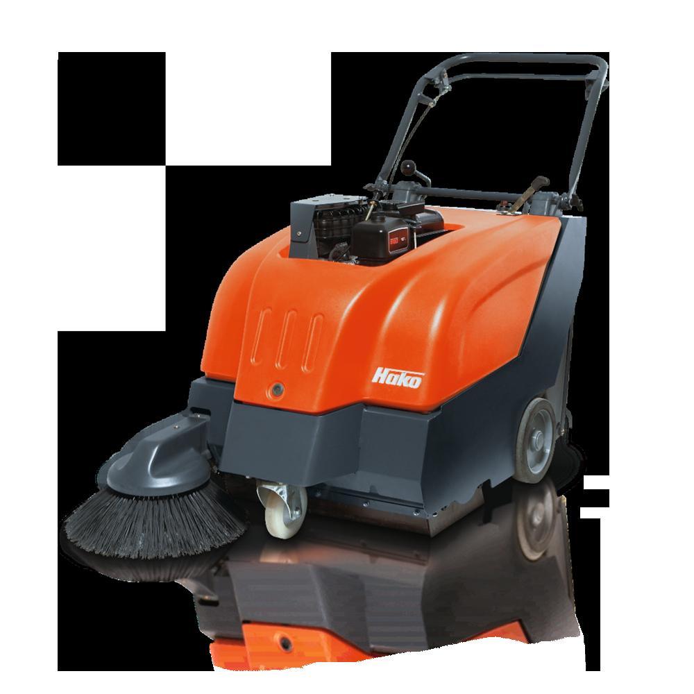 Sweepmaster B/P 650 Industrial Floor Sweeper or Carpet Area Vacuum