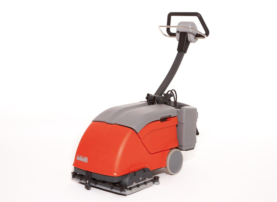 Scrubmaster B10 Industrial Floor Scrubber Battery Powered
