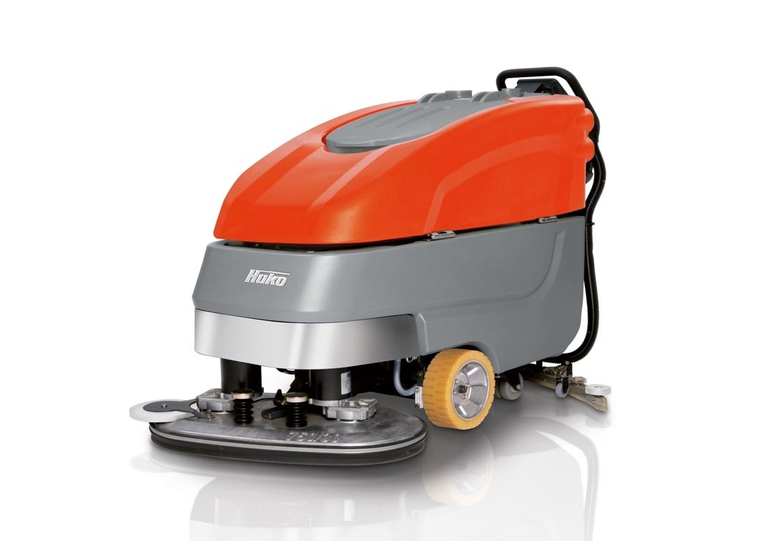 Scrubmaster B120 Industrial Battery Electric Floor Scrubber - 85cm