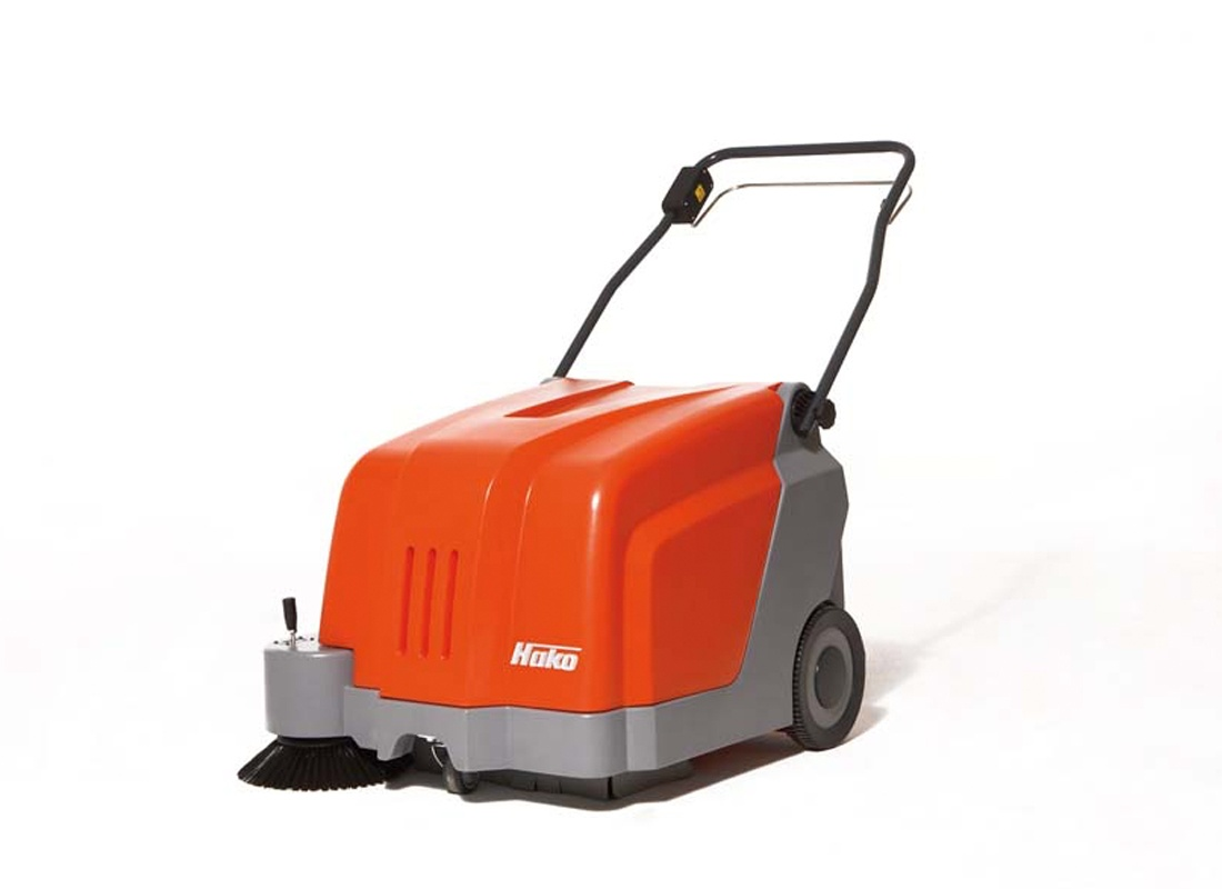 Sweepmaster B500 Electric Industrial Floor Sweeper or Carpet Area Vacuum