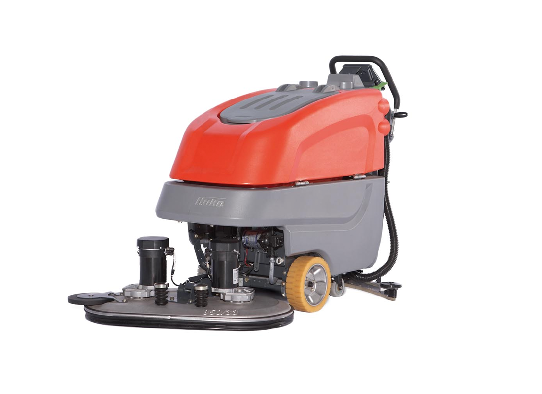 Scrubmaster B70 CL Industrial Battery Electric Floor Scrubber - 65cm-85cm