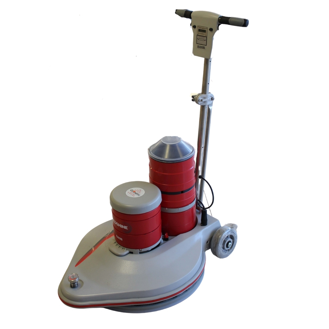 Rotobic Speedshine 1500B Burnisher with Passive Vacuum