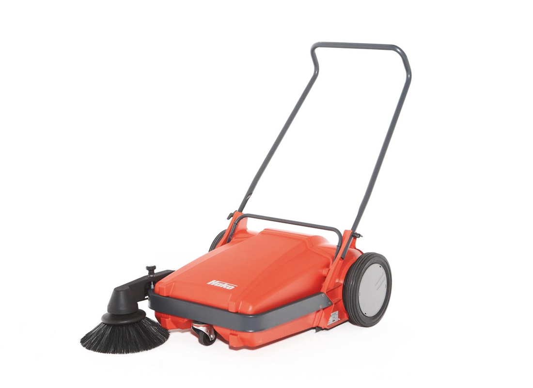 Sweepmaster M600 Push Floor Sweeper