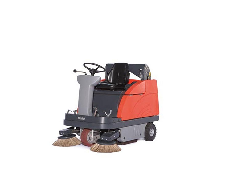 Sweepmaster 980 R Industrial Floor Sweeper or Carpet Area Vacuum
